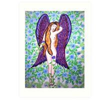Mama Fairy Art Print