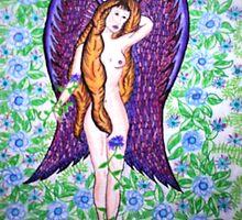 Mama Fairy by Jessica O'Gorek