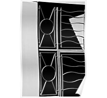 Screen Door Poster
