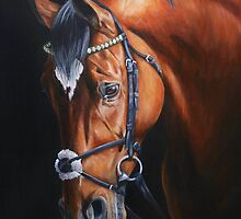 Frankel by Stephanie Greaves
