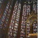 St Chapelle, Ile de la Cite, Paris by BronReid