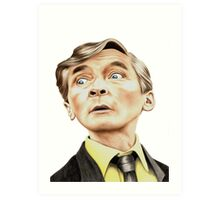 Carry on Kenneth Art Print