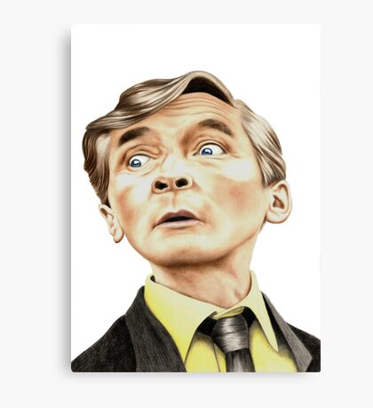 Carry on Kenneth Canvas Print