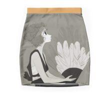 1920s fashion Mini Skirt