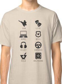 Sense8 Minimalist Classic T-Shirt