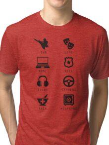 Sense8 Minimalist Tri-blend T-Shirt