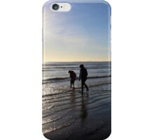 Sunny Day on the Beach iPhone Case/Skin