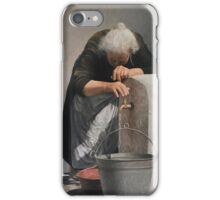 She, the power and the life iPhone Case/Skin