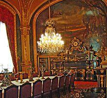 Chambres De Napoleon by Al Bourassa