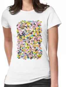 Lots of Liquorice Allsorts Womens Fitted T-Shirt