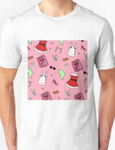 Mean Girls Pattern Unisex T-Shirt