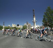 Tour Of Adelaide by Mark Hamilton