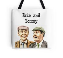 Eric and Tommy's t-shirt Tote Bag