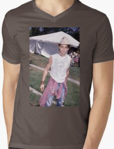 Johnny Depp Mens V-Neck T-Shirt