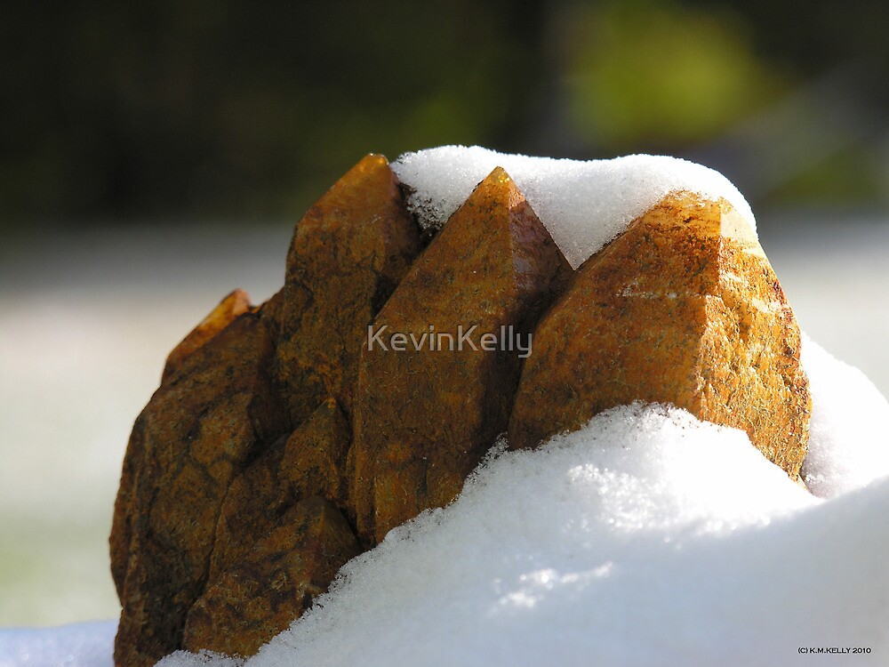 SNOW CRYSTALS by KevinKelly