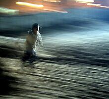 Bat-Yam, Runnin Boy by Mariya Manzhos