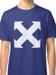 Assault Arrows Wht  Classic T-Shirt
