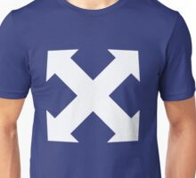 Assault Arrows Wht  Unisex T-Shirt