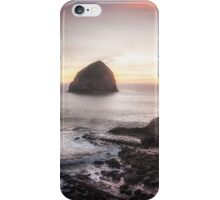 Pacific City Oregon Sunset iPhone Case/Skin