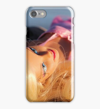 Dolly on the Beach iPhone Case/Skin