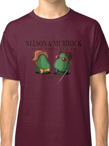 Nelson & Murdock: Avocados at Law Classic T-Shirt