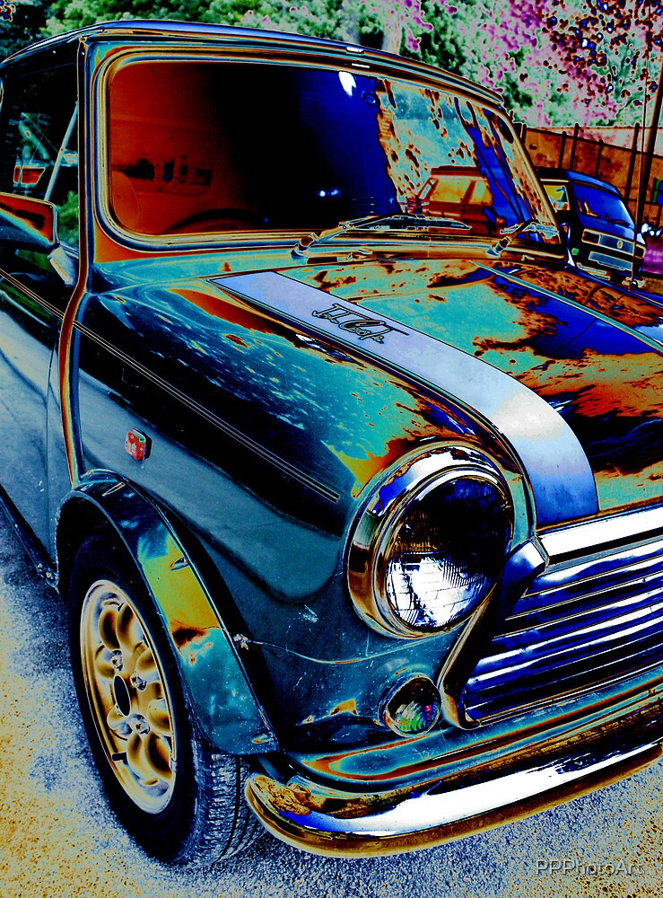 Colourful Mini by PPPhotoArt