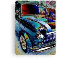 Colourful Mini Canvas Print