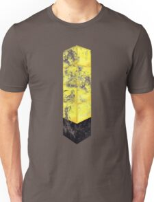 Eroded Tower of Pimps Unisex T-Shirt
