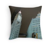 Reaching Heaven Throw Pillow