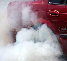Smokin Sapphire by Dave  Miller