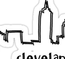 Cleveland, Ohio: I Sticker