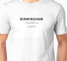 Birmingham, Alabama Unisex T-Shirt