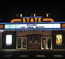 The State Theatre by Jane Brack