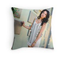 Fashion beyond the Noughties #1 Throw Pillow