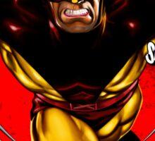 WOLVERINE: WEAPON X-MAN Sticker