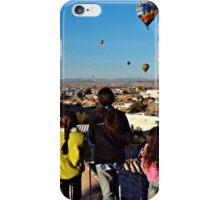 Kids & Balloons iPhone Case/Skin