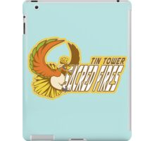 Tin Tower Sacred Fires: Ho-oh Sports Logo iPad Case/Skin