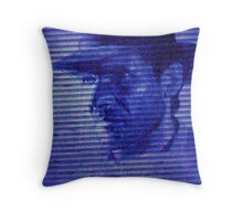 """Guess Who?"" Throw Pillow"
