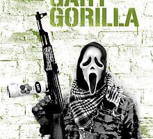 GARY GORILLA REVOLUTION by garygorilla