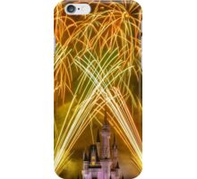 We've Got Some Wishes To Grant! - Wishes Fireworks iPhone Case/Skin