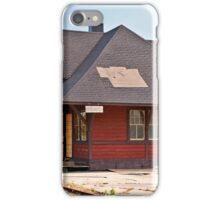 The Elko Station iPhone Case/Skin