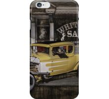 Curb Service iPhone Case/Skin