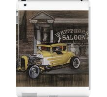 Curb Service iPad Case/Skin
