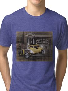 Curb Service Tri-blend T-Shirt