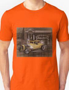 Curb Service Unisex T-Shirt