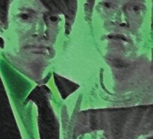 Peep Show Mark & Jez Sticker
