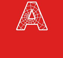 Spiderman A letter Unisex T-Shirt