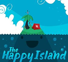 The Happy Island by monfa