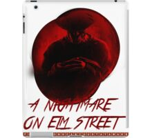 A Nightmare On Elm Street iPad Case/Skin