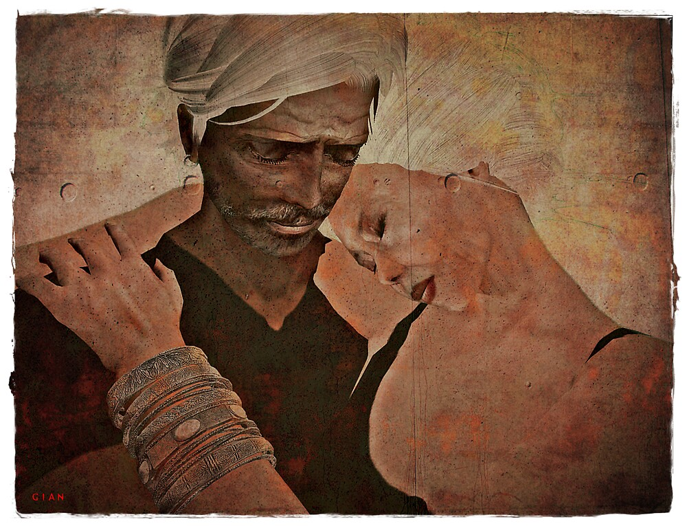 Love knows no Gender....and no Age by Gianmario Masala